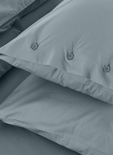 Penelope Serena Percale Easy Care 200x220 Çift Kişilik Nevresim Seti  Beyaz